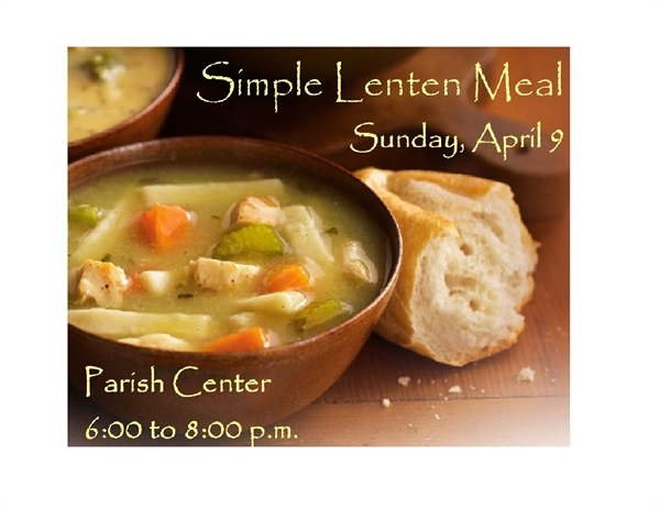 lenten meal 2 revised