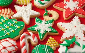 Christmas Cookie Fundraiser- Dec 17