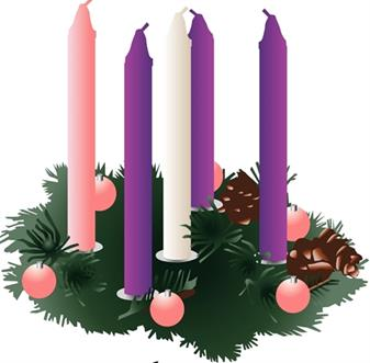 Advent Morning of Reflection December 8  9:00-11:30 am