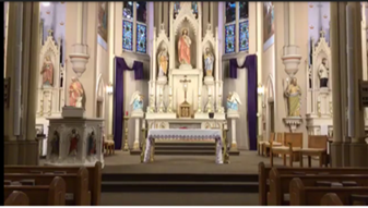 Virtual Church Tour of All Saints