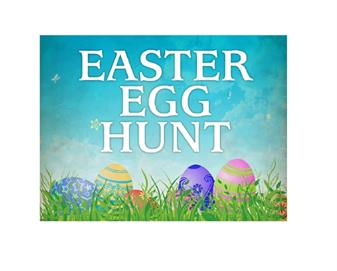 Easter Egg Hunt - April 15
