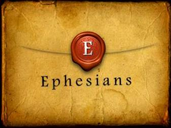 Ephesians Bible Study - Beginning January 27