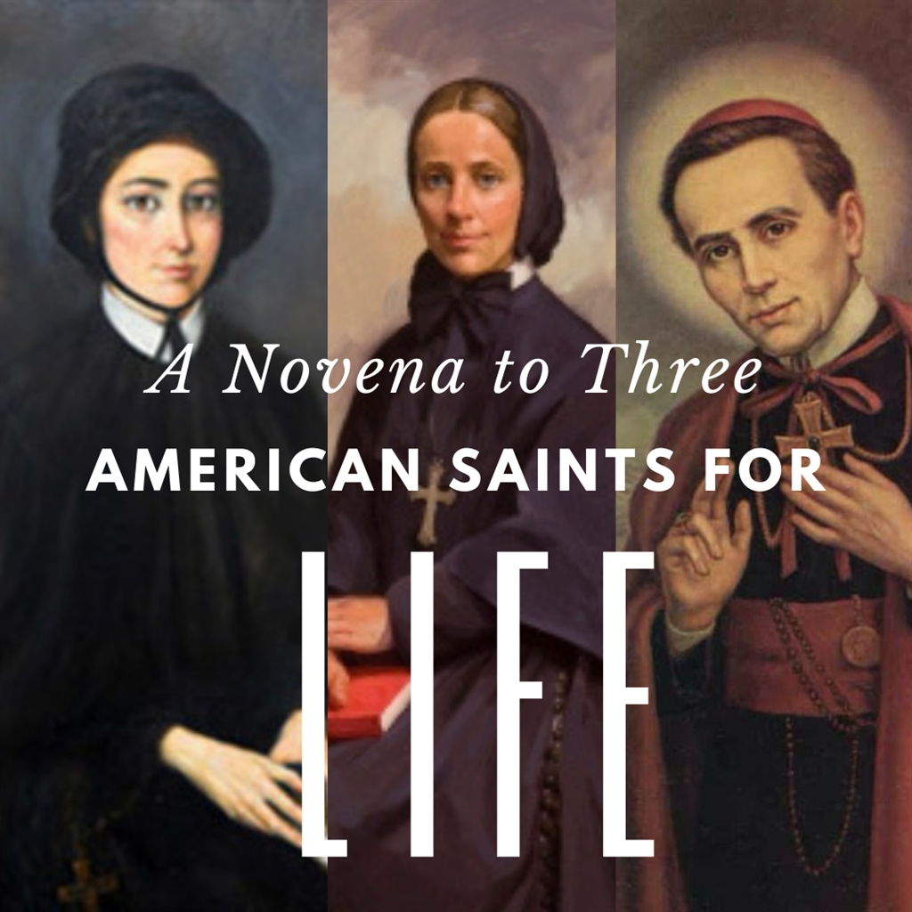 A Novena to Three