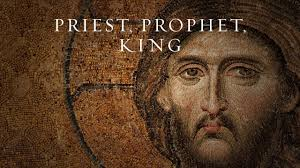 priest prophet king