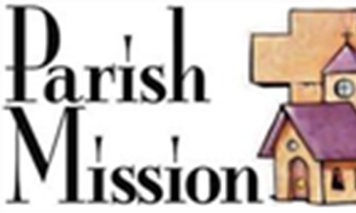 Parish Mission - Tuesdays during Lent