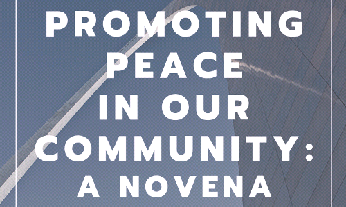 Promoting Peace in Our Community